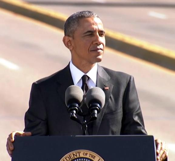 obama selma speech word copy