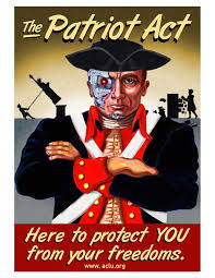 Patriot Act poster 1